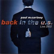Paul McCartney - Back In The U.S. (Live 2002)