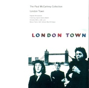 Wings - London Town (Remastered)