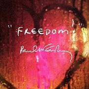 Paul McCartney - Freedom EP