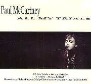 Paul McCartney - All My Trials EP