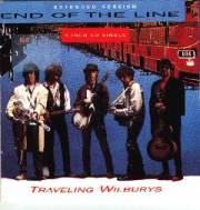 Traveling Wilburys - End Of The Line EP
